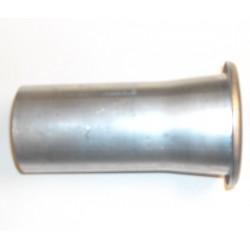 40mm tratt Längd 130mm utanfot