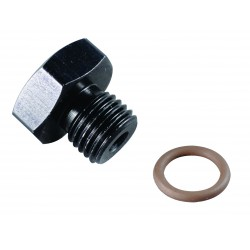 AN 12 plugg, O-ring