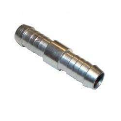 Slangskarv rak 6x6mm