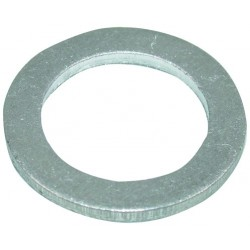 Aluminiumbricka 14 x 17,4mm
