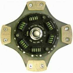 WRX STi 2.0 01- sinter lamell