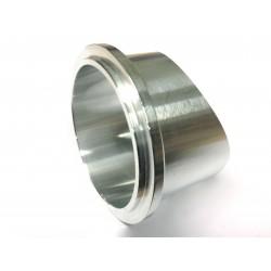 Svetsfläns Tial, aluminium
