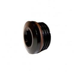AN 10 insexplugg, O-ring