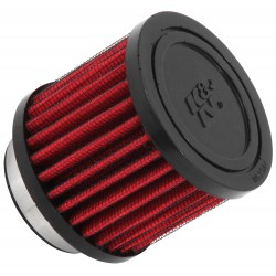 Luftfilter - vevhusfilter 44mm