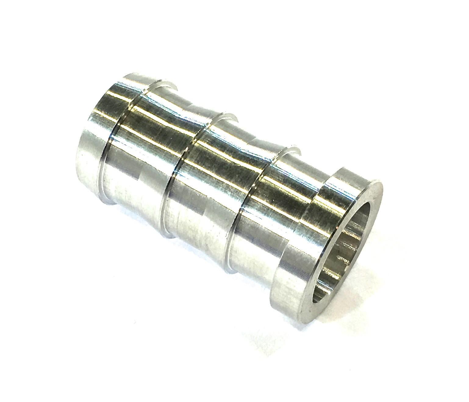 Fantastisk Svetsnippel slang anslutning uttag aluminium 6,3mm FW-35