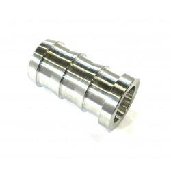 Svetsnippel Alu, 6,3mm