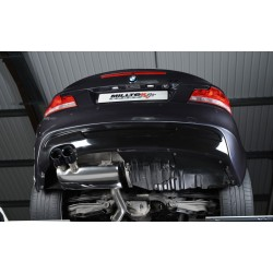 BMW 135i N54 E82 Milltek Sport