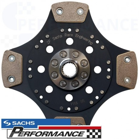Sachs 240mm 4-puck, 22-splines, 29mm axel