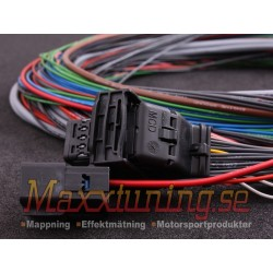 MaxxECU V1/RACE/PRO kabelhärva 3m kontaktdon 1
