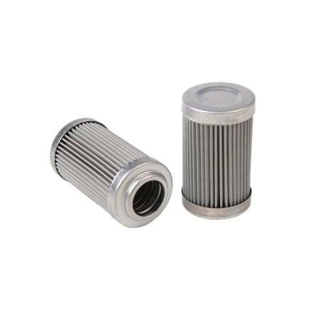 Nuke filterinsats 10 micron rostfri