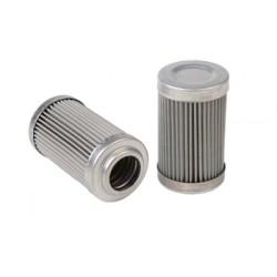 Nuke - Aeromotive filterinsats 100 micron rostfri